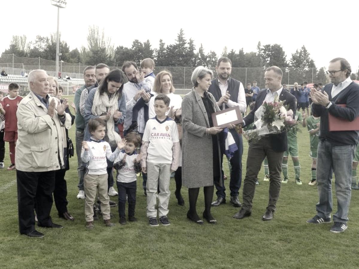Jornadas de Liga y disputa de la décima edición del Torneo San Jorge para la cantera zaragocista