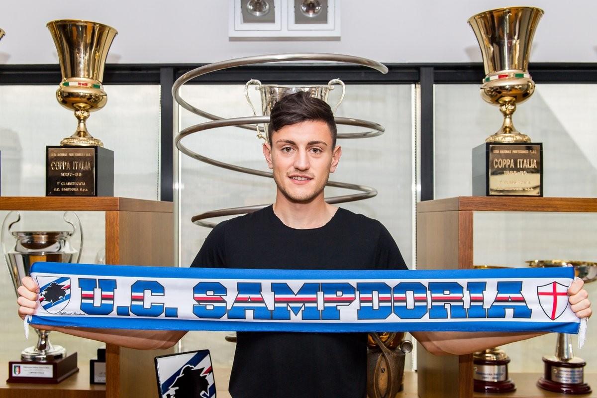 Sampdoria: Alex Ferrari è pronto a dire la sua, se parte Torreira il sogno è Leandro Paredes
