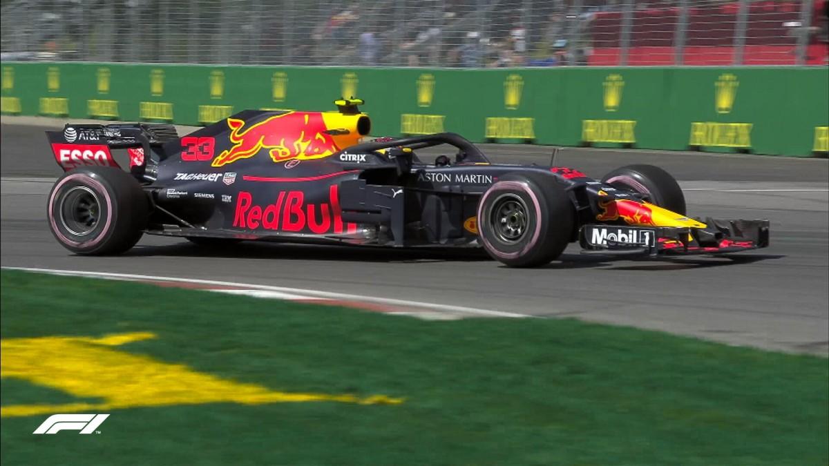 F1, Gp del Canada - Brilla ancora Verstappen, ma Raikkonen c'è!