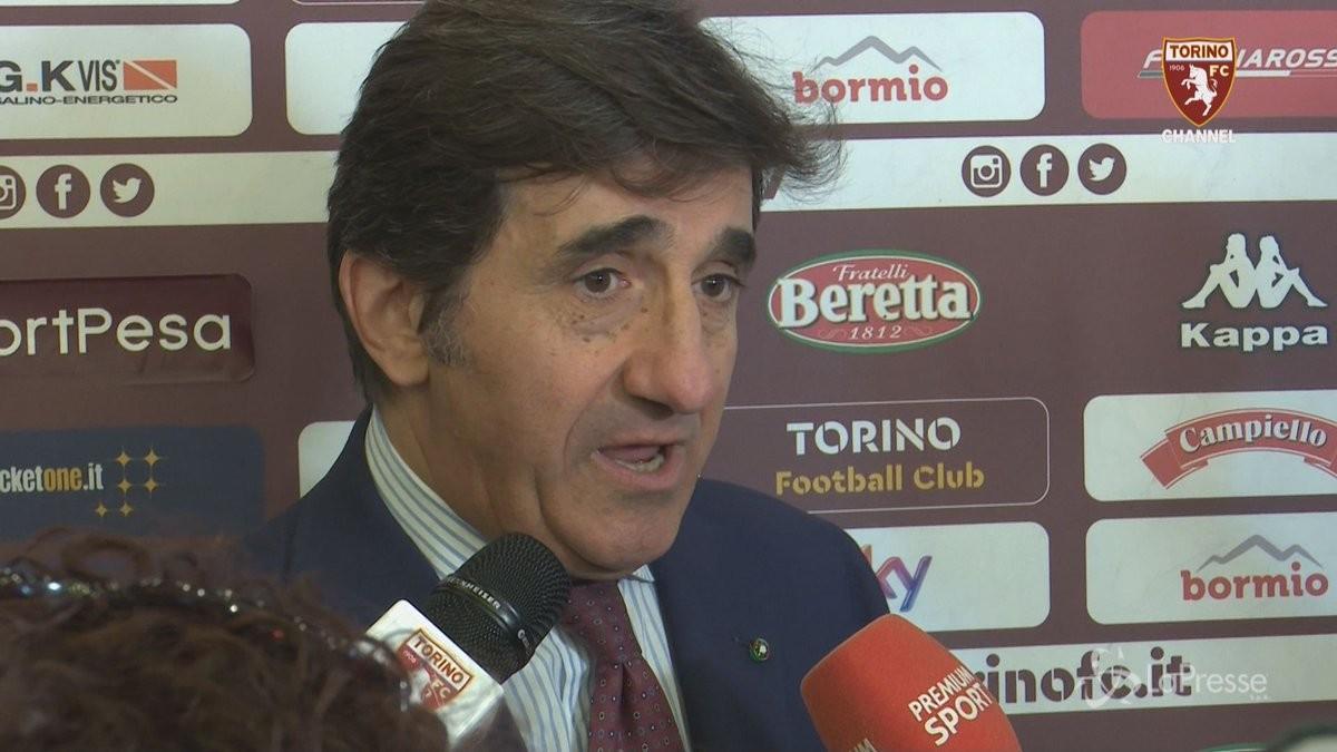 """Torino: Cairo va controcorrente ed applaude i suoi: """"La squadra per me è promossa"""""""