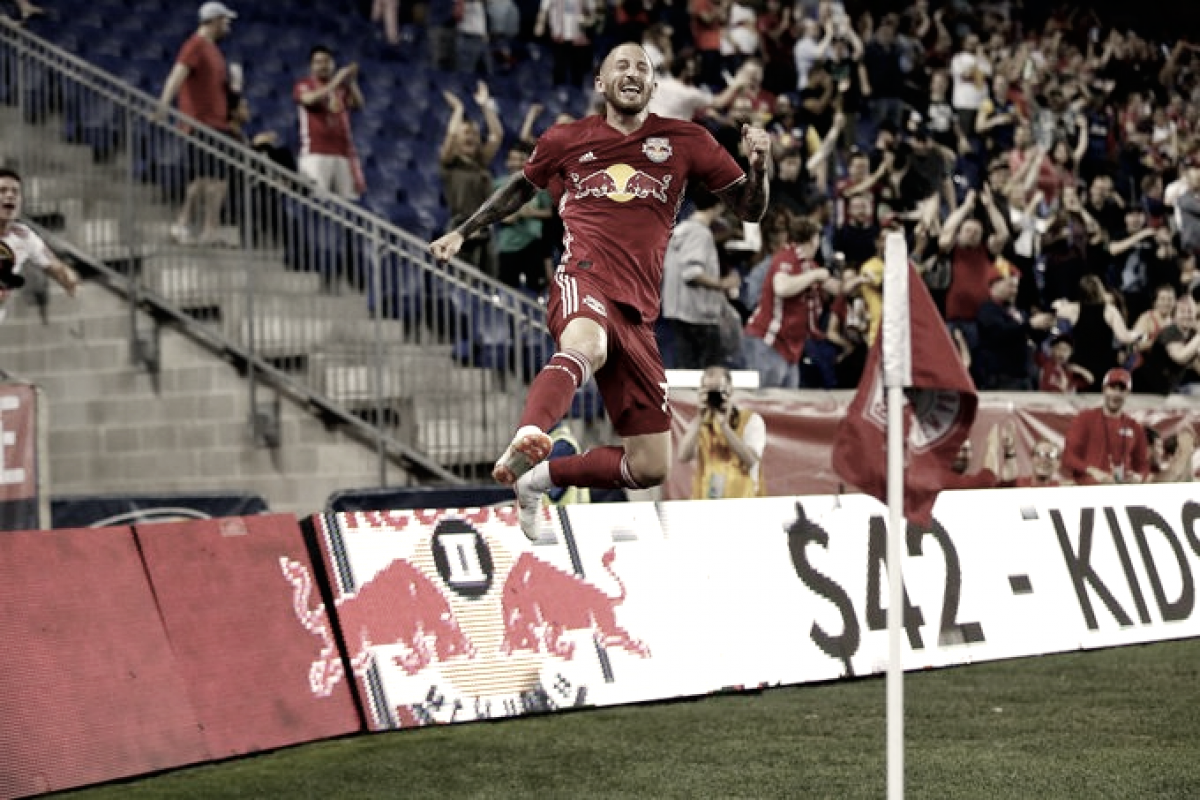 Red Bull vuela ante Seattle