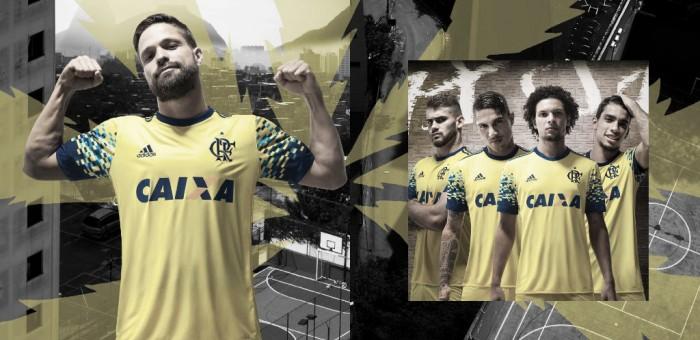 Flamengo lança terceira camisa inspirada nas primeiras cores do clube
