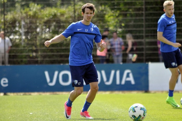 Bochum bring Robbie Kruse back to Germany