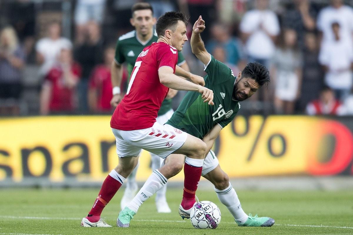 Amichevole internazionale - Poulsen più Eriksen, Danimarca batte Messico (2-0)