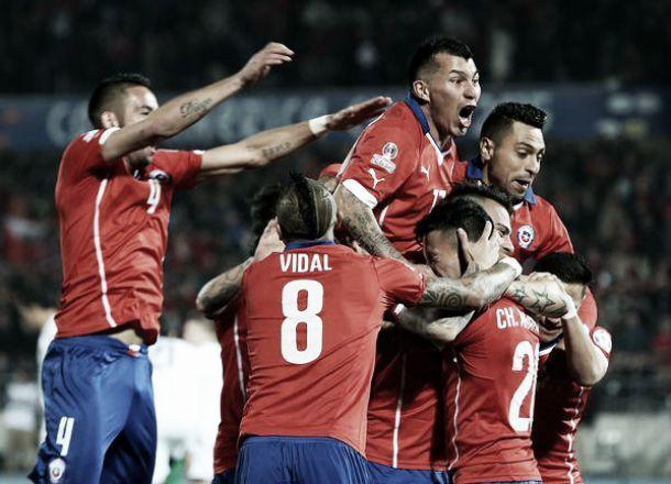 VIDEO Cile da sballo, 5 gol alla Bolivia