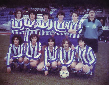 Karbo Deportivo, las guerreras blanquiazules del balón