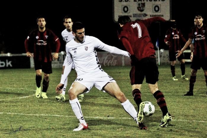 Horarios de la jornada 25 en el grupo II de la Segunda División B