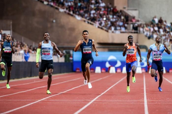 Diamond League 2017, Monaco: vince Bolt, super Van Niekerk, mezzofondo spettacolo