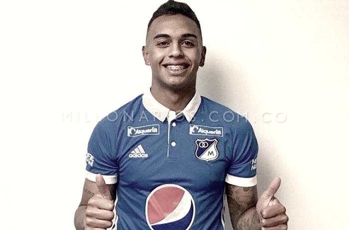 Ayala, el volante de marca fichado por Millonarios