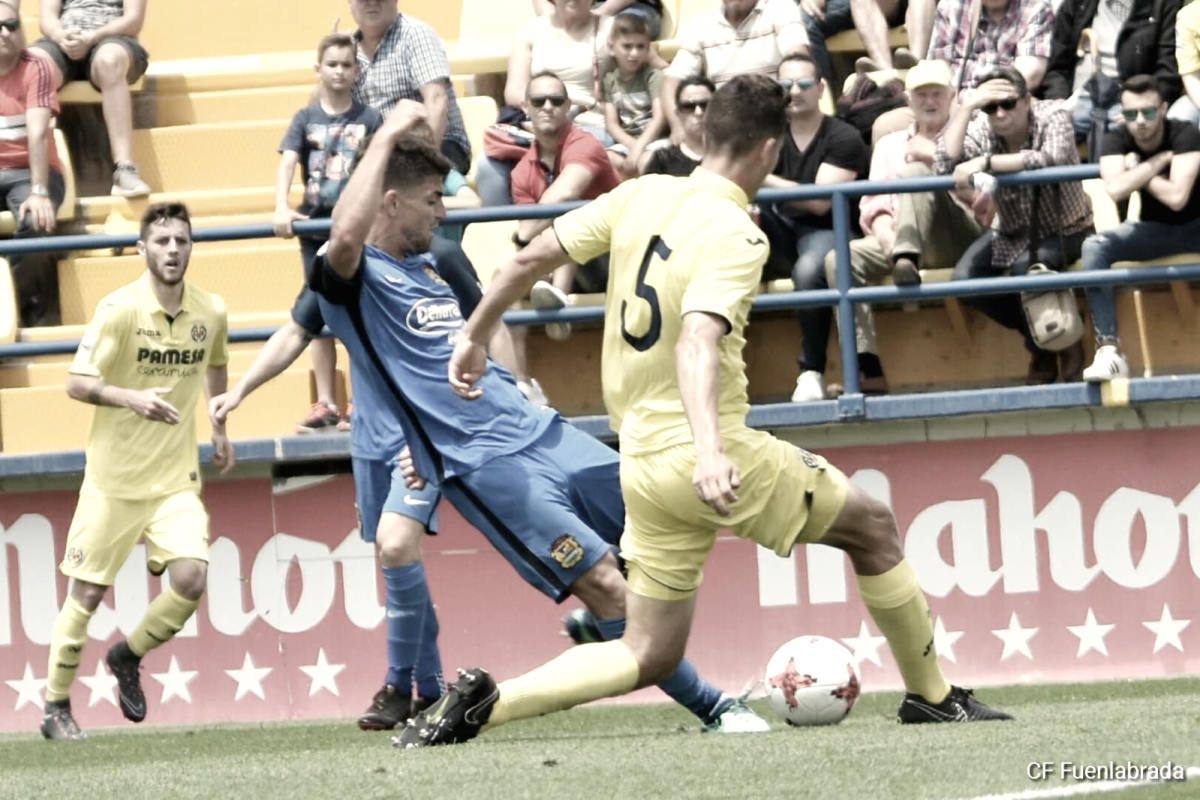 Puntuaciones Villarreal B 2-0 Fuenlabrada: Samu deslumbra al Mini Estadi