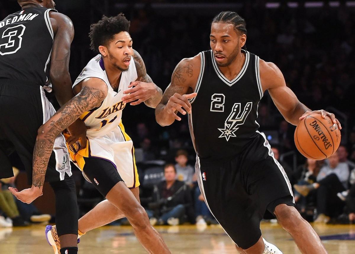 NBA, sale la tensione tra Kawhi Leonard e i San Antonio Spurs