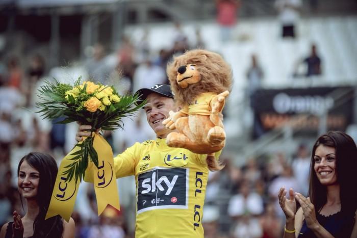 Tour de France 2017, 21° tappa: Montgeron – Parigi (Champs Elysées), passerella finale