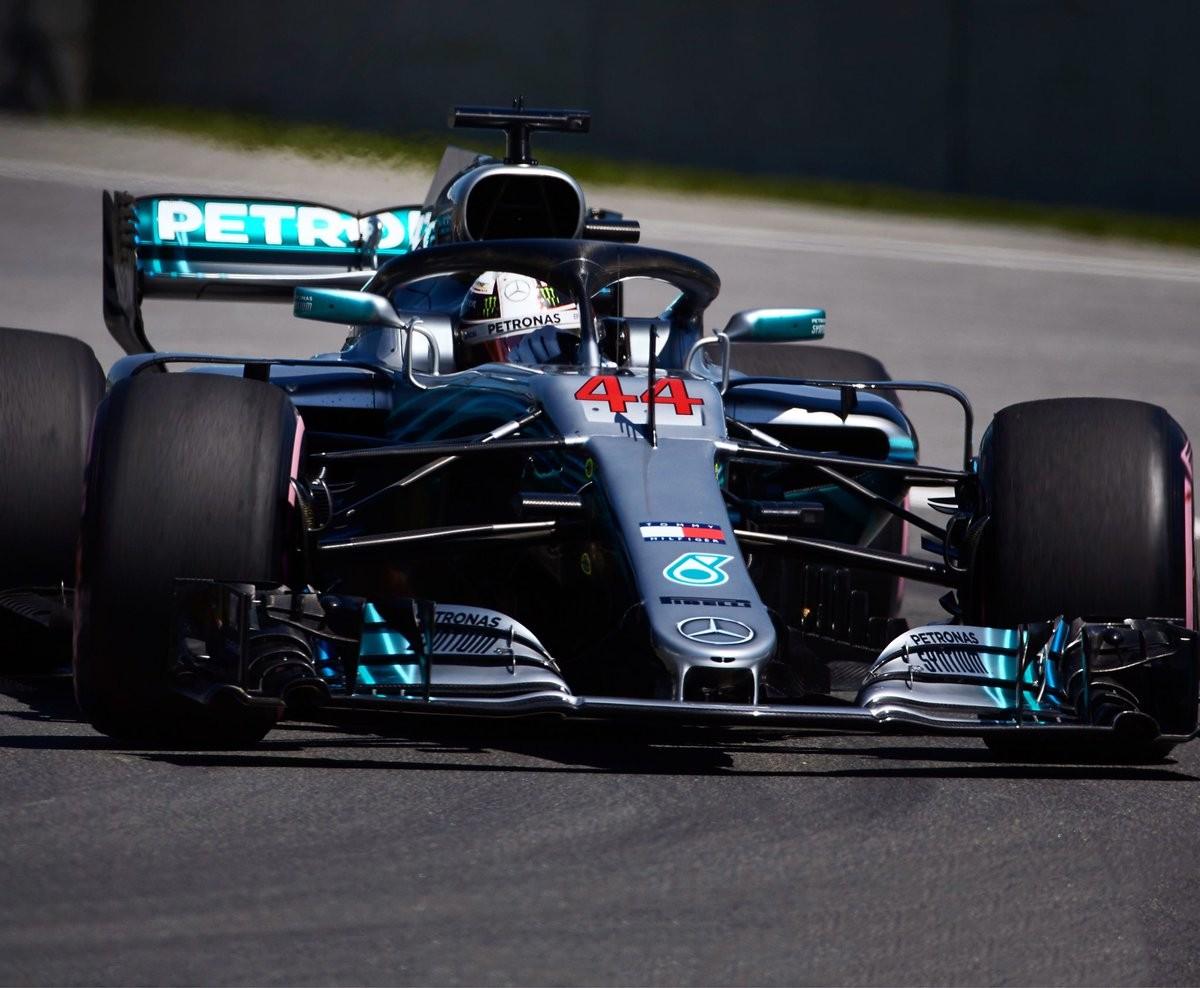 """F1 Gp Gran Bretagna, Hamilton: """"Qualcosa è da migliorare, ma siamo i più veloci"""""""