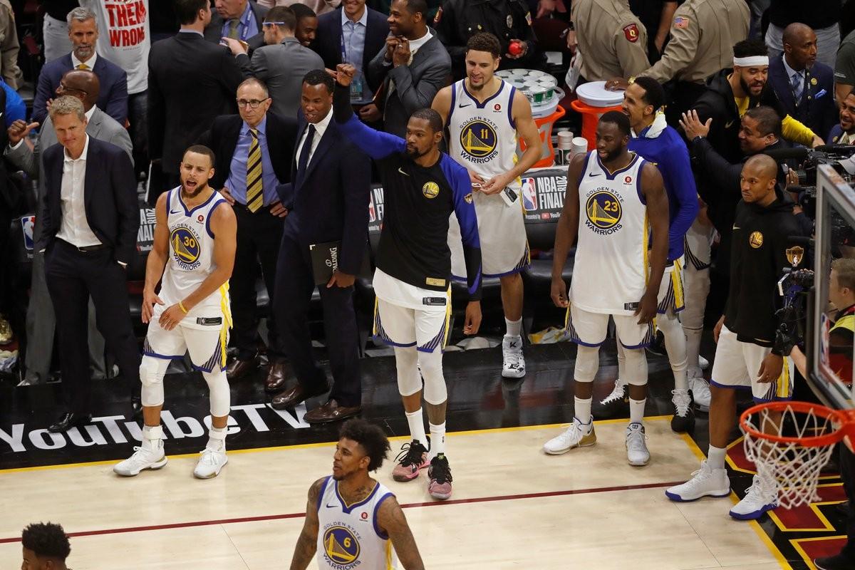 NBA - La situazione salariale dei Golden State Warriors