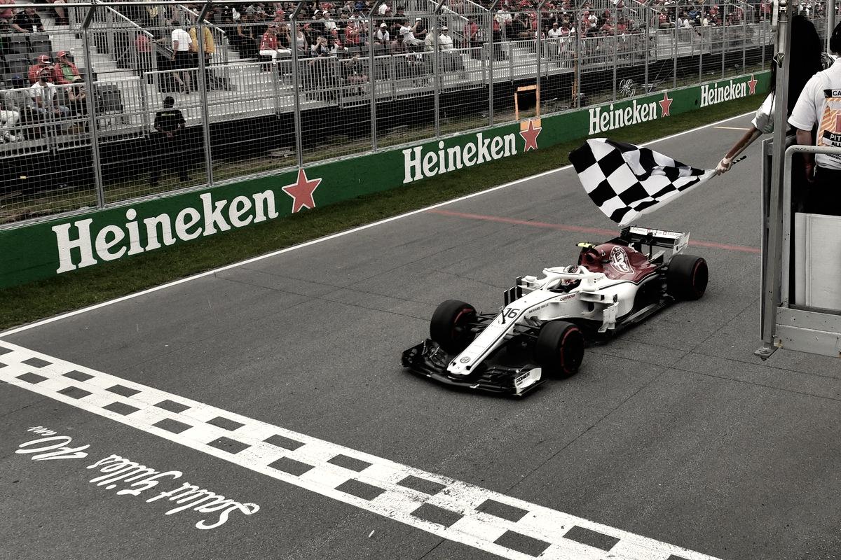 Leclerc pone a Sauber de nuevo en el mapa