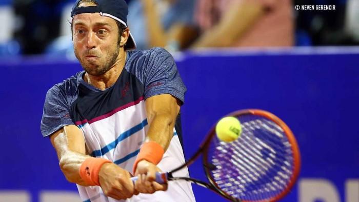 ATP - Lorenzi batte Giannessi ed è in finale ad Umago