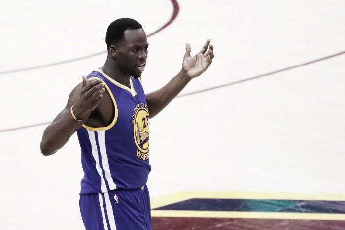 NBA Finals, i due volti di Draymond Green