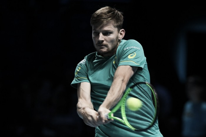 Atp Finals, Thiem crolla contro Goffin: belga in semifinale con Federer