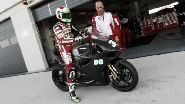 Superbike, Ducati chiude davanti a Kawasaki i due giorni di test ad Aragón