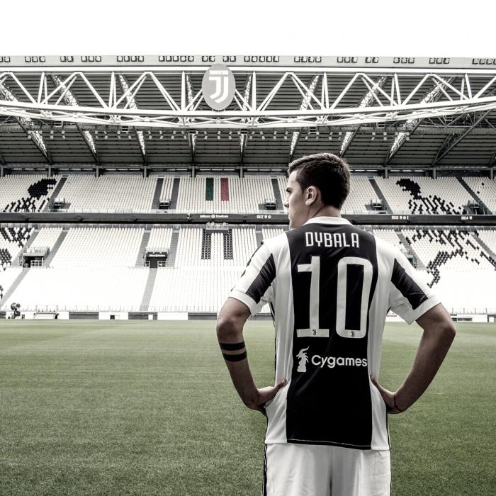 Nel segno di Paulo Dybala