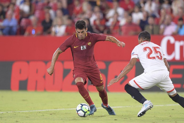 Roma, non basta Dzeko contro il Siviglia. Ora il Celta, poi la Serie A