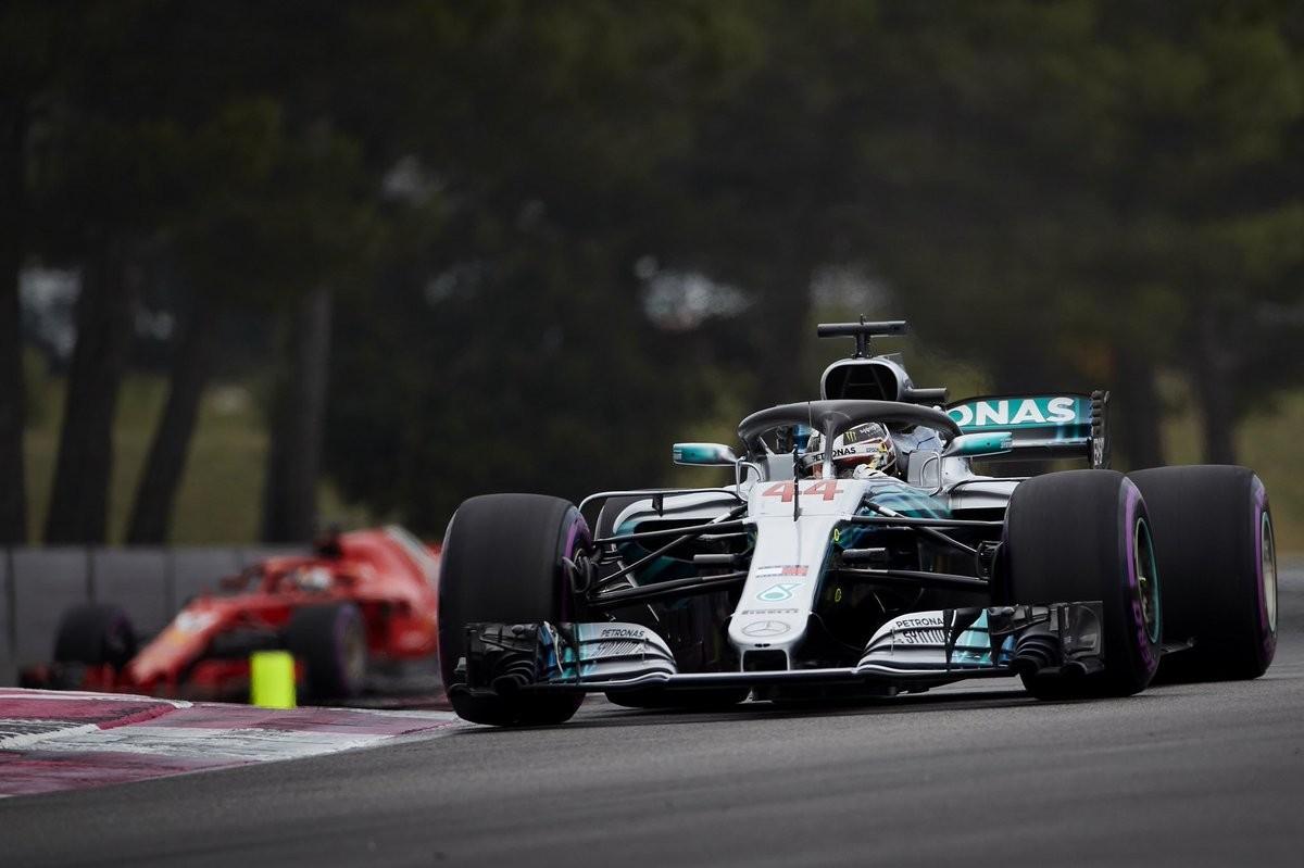 Formula 1: Hamilton ottiene la pole al Paul Ricard