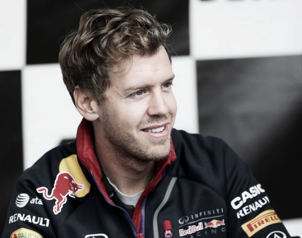 "Sebastian Vettel: ""He tenido mucha suerte"""