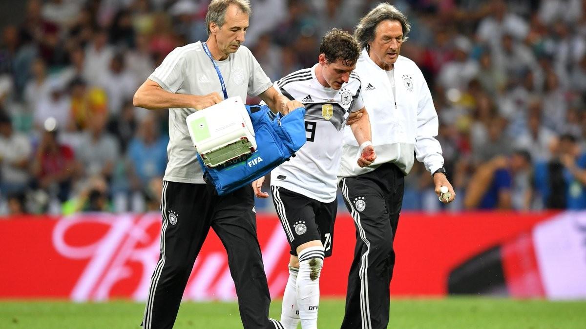 Germania: operazione per Rudy, recuperato Hummels