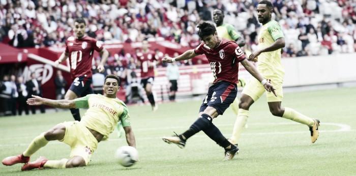 Com brasileiros em campo, Lille vence Nantes no encontro entre Bielsa e Ranieri