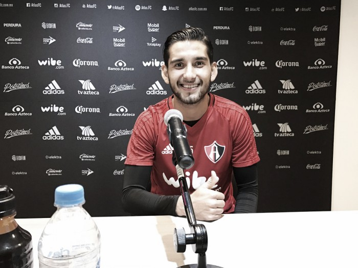 """Gaddi Aguirre: """"La Copa es muy importante para nosotros"""""""