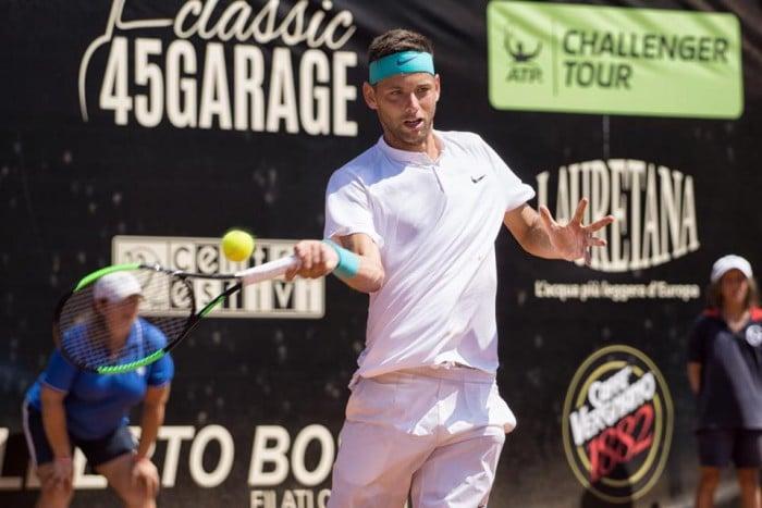 ATP Challenger - Biella incorona Krajinovic, Pedro Sousa trionfa a Liberec