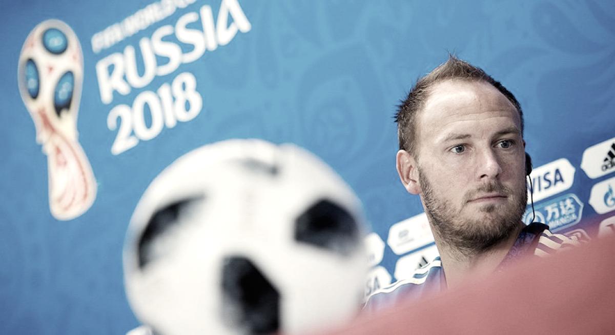 """Granqvist: """"Vamos partido a partido"""""""