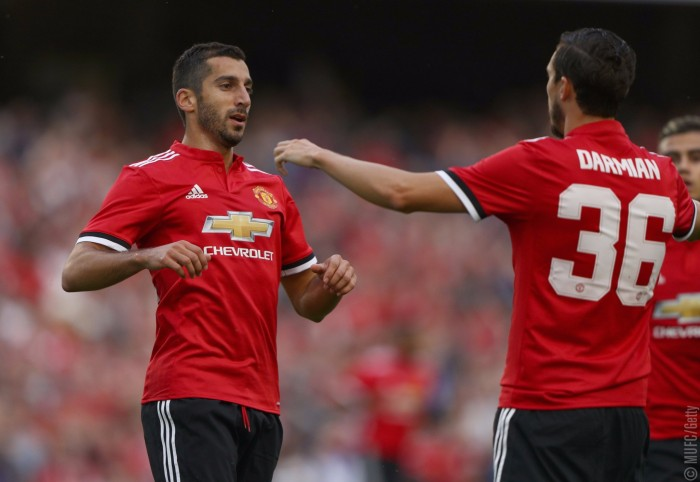 Juan Mata strikes late to hand Manchester United victory in final pre-season friendly