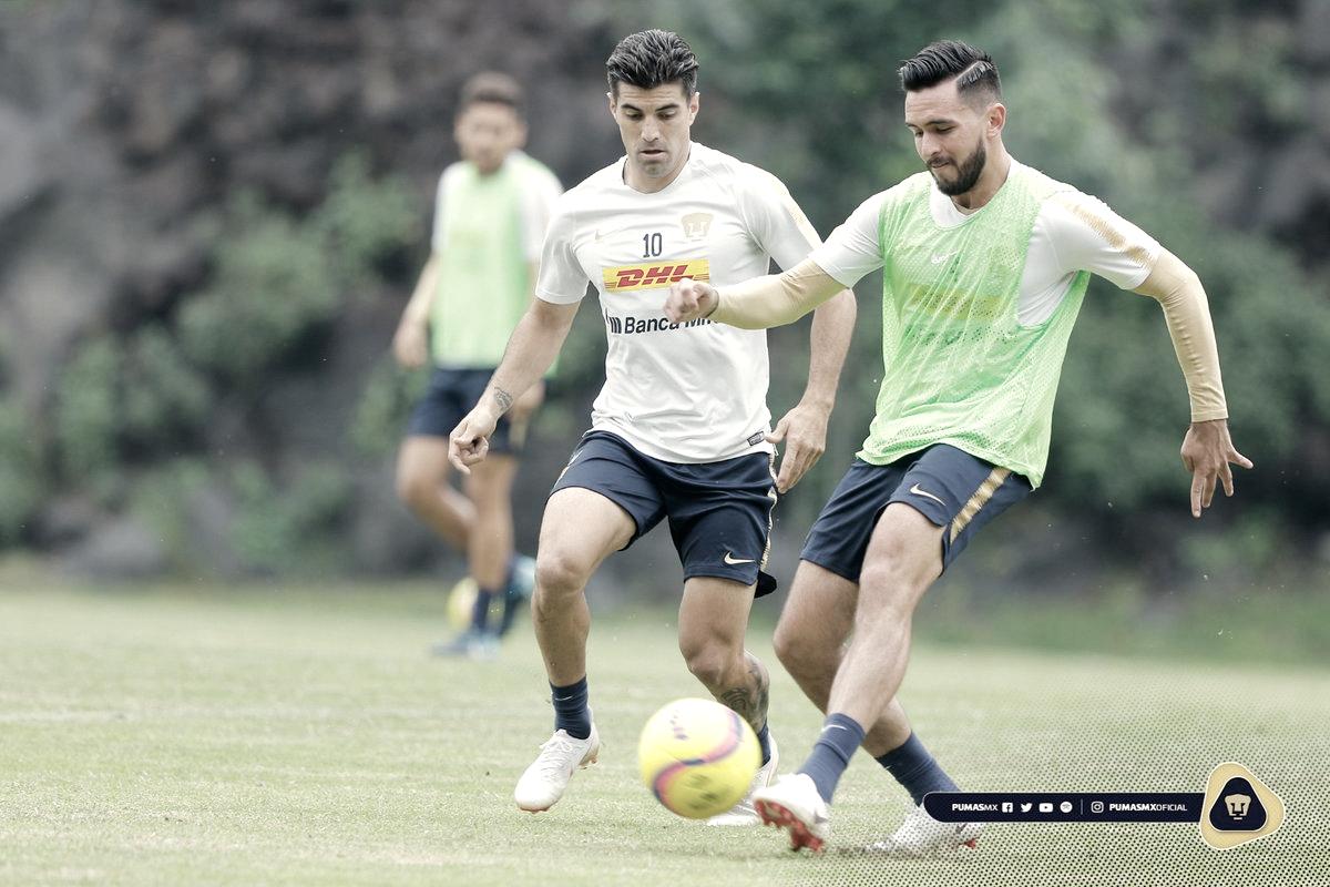 """Víctor Malcorra: """"Pumas está entre los grandes de México"""""""