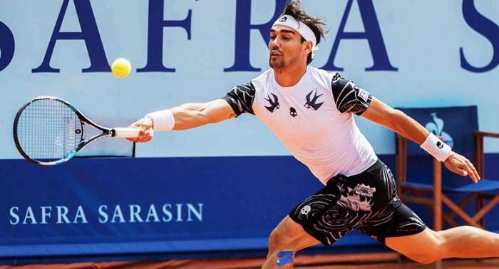 ATP Kitzbuhel, quarti di finale: Fognini sfida Bellucci