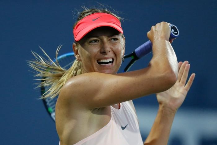 WTA - A Stanford si ritira la Sharapova, fuori la Errani a Washington