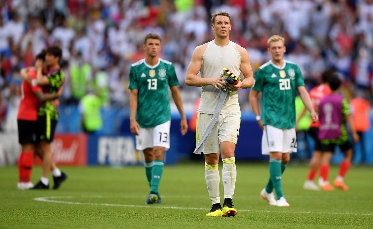 Russia 2018, auf wiedersehen Germania. Tutti i motivi del flop