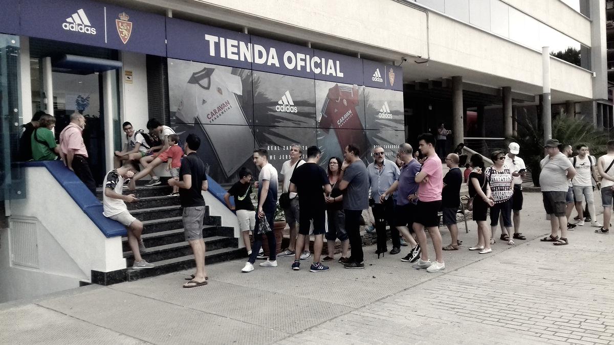 Grandes de la A la Z: la nueva campaña de abonados del Real Zaragoza