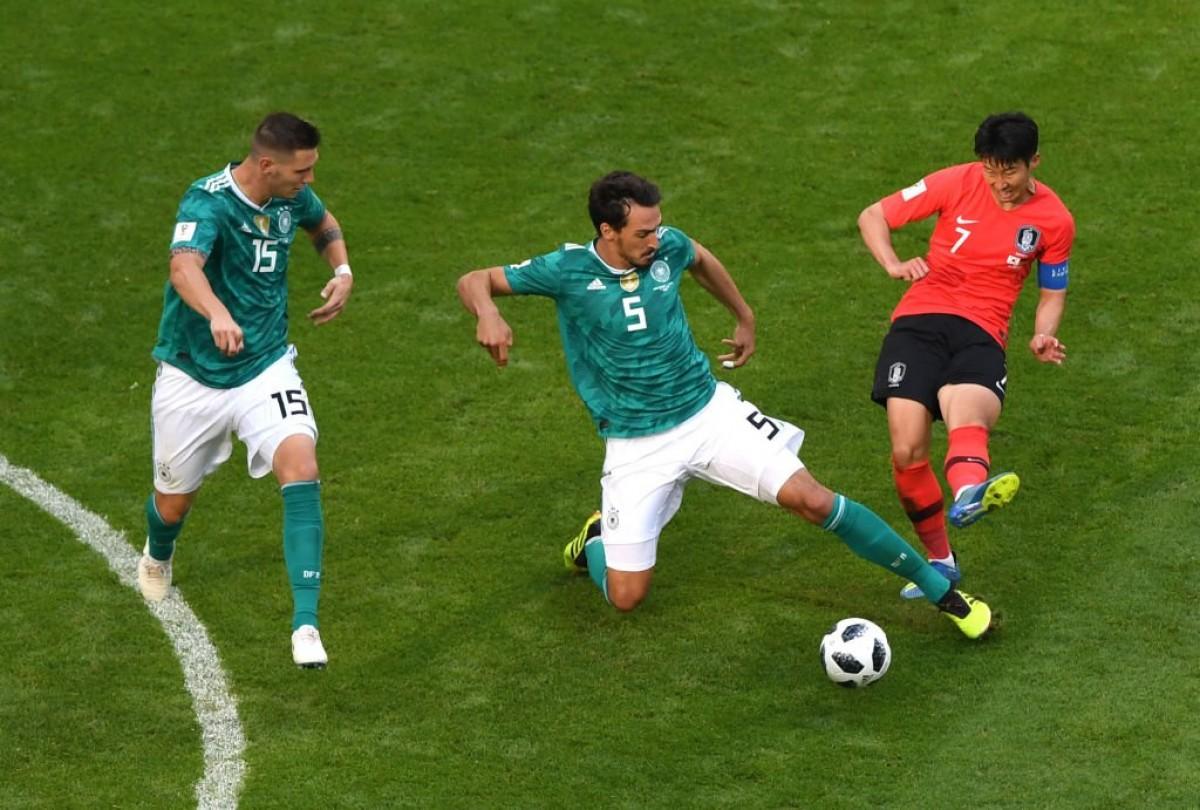 Corea del Sud 2-0 Germania, il tragico commiato dei campioni