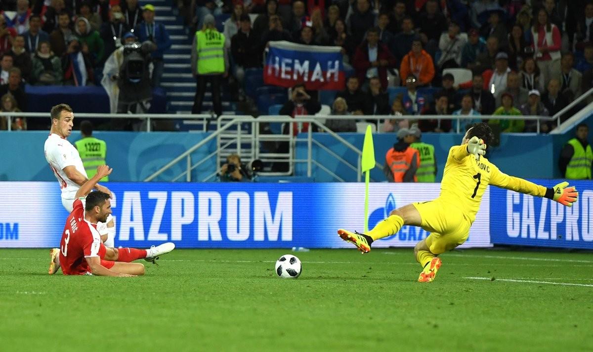 Russia 2018, la compattezza della Svizzera alla guida del girone E