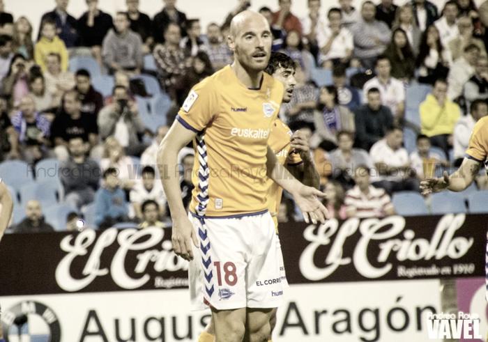 Gaizka Toquero, nuevo jugador blanquillo