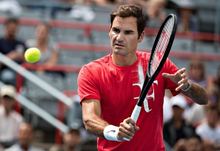 ATP Montreal - Federer fa un sol boccone di Polansky