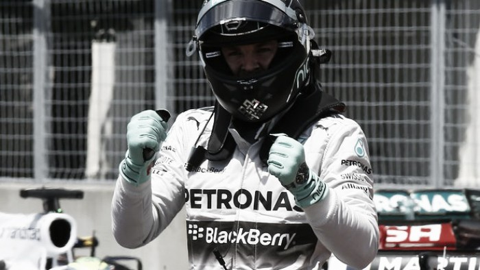 """Damon Hill: """"Nico Rosberg puede ser campeón este año"""""""