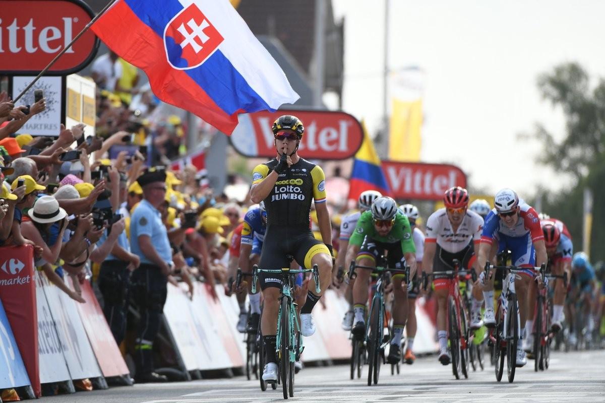 Tour de France 2018 - Groenewegen sbaraglia tutti