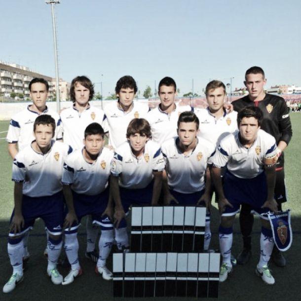 Real Zaragoza División de Honor Juvenil 2013/14