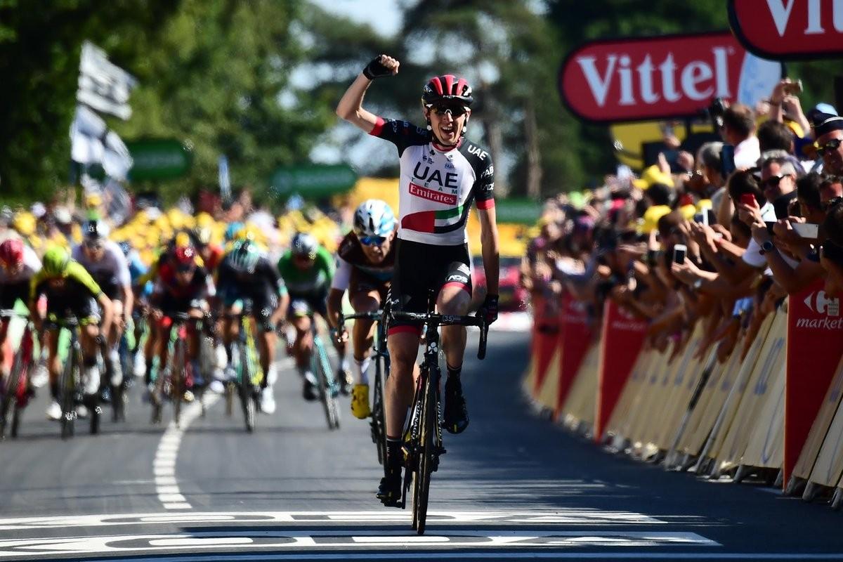Tour de France 2018 - Dan Martin trionfa sul Mur de Bretagne, attardati Bardet e Dumoulin