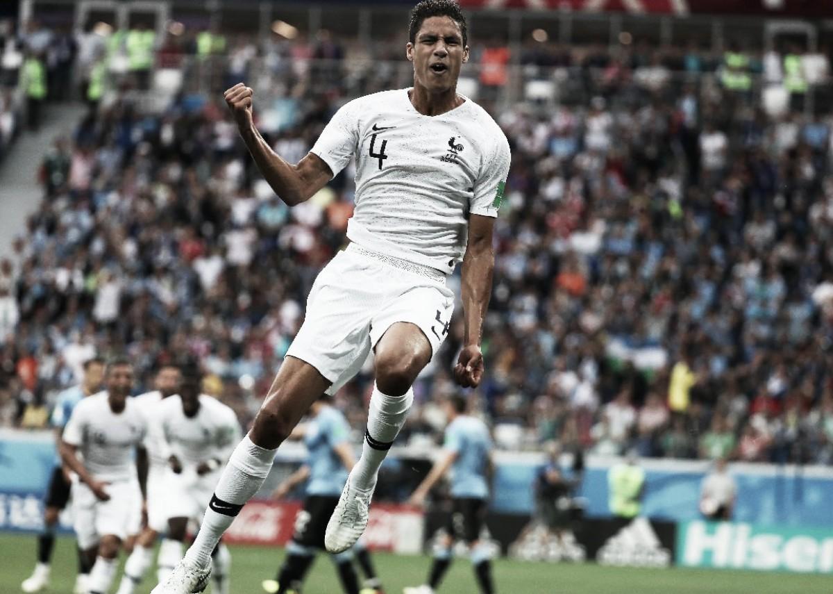 Au revoir Uruguay; Francia en Semifinales