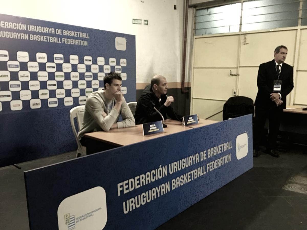 Declaraciones post partido Argentina vs Uruguay