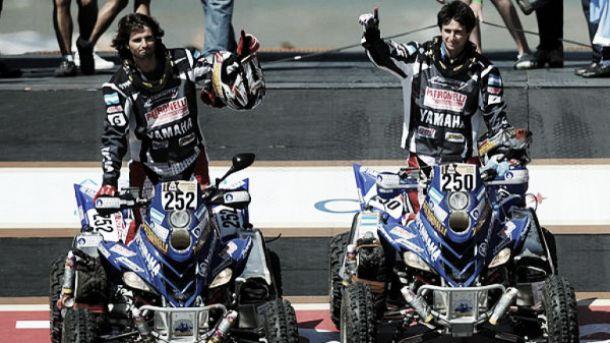 Los hermanos Patronelli no correrán en el Rally Dakar 2015