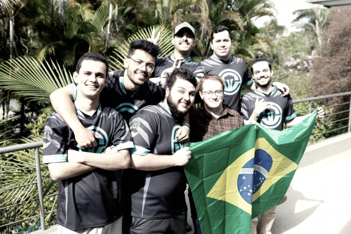 R6: Immortals se classifica para Six Major em Paris